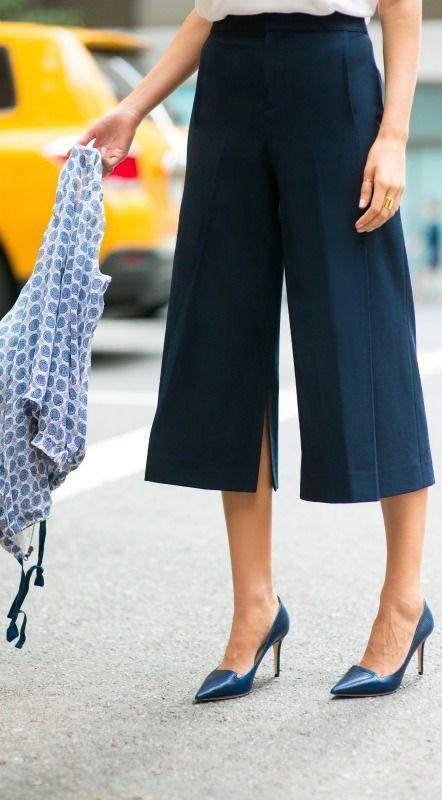 Pantalones culotte para La Mas Mona.com