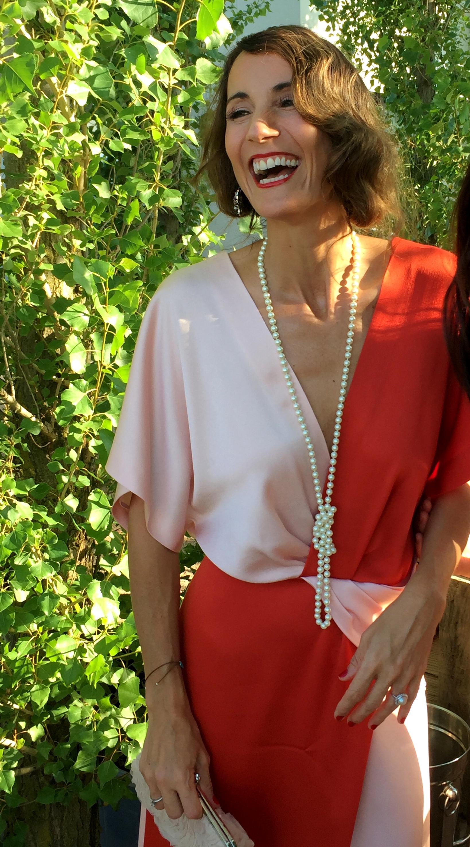 Alquiler de vestido de fiesta