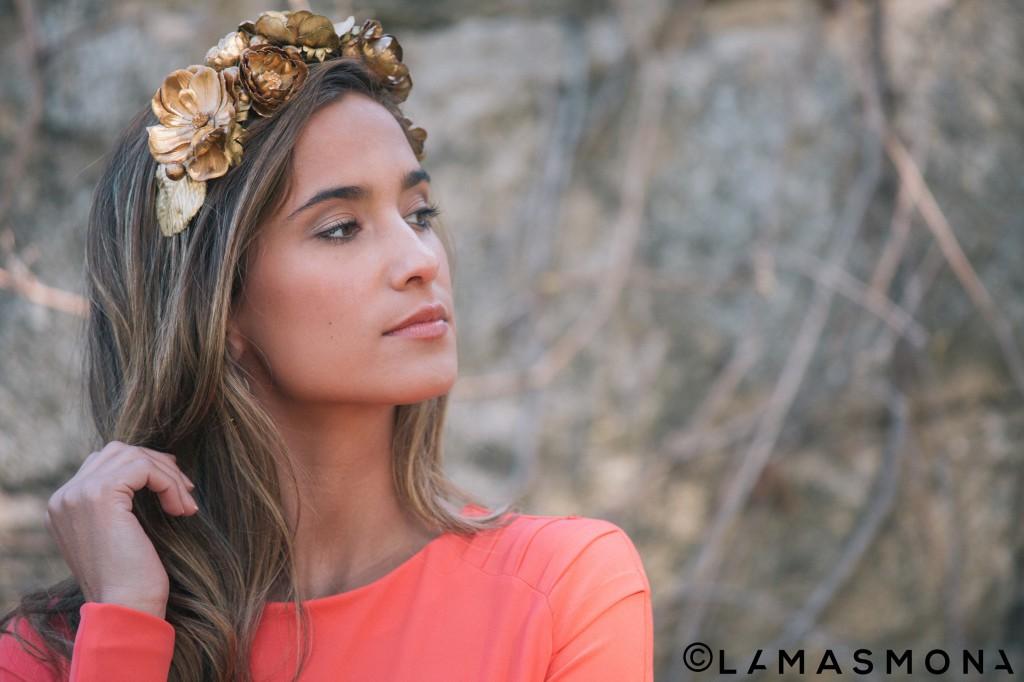Maria Pombo para LaMasMona.com