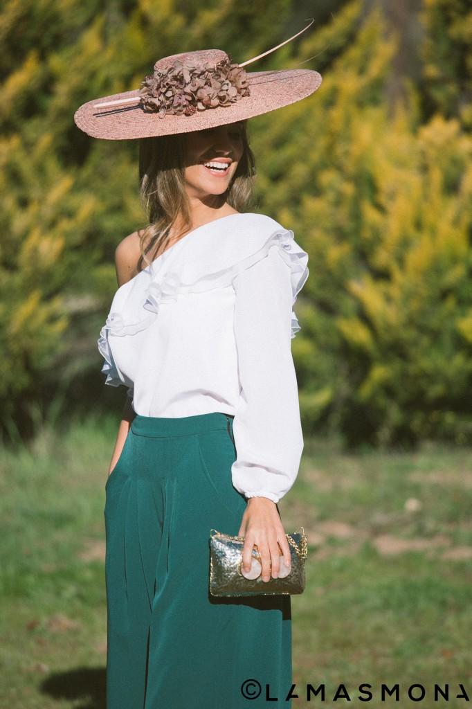Maria Pombo para La Mas Mona.com