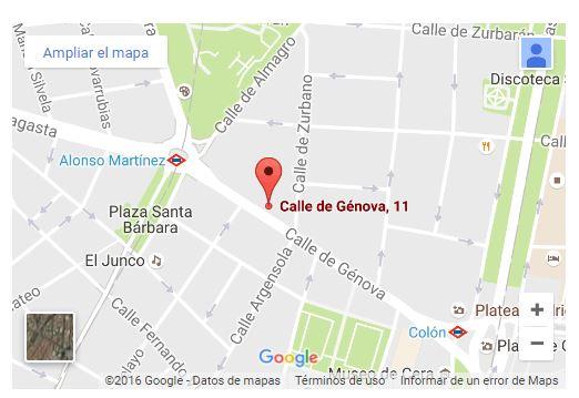 TIENDA LA MAS MONA MADRID