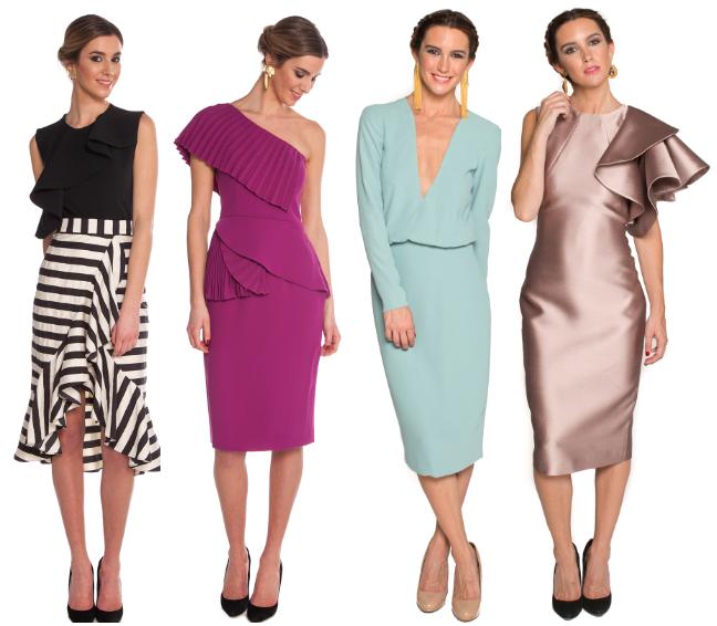 vestidos cortos de alquiler para invitada