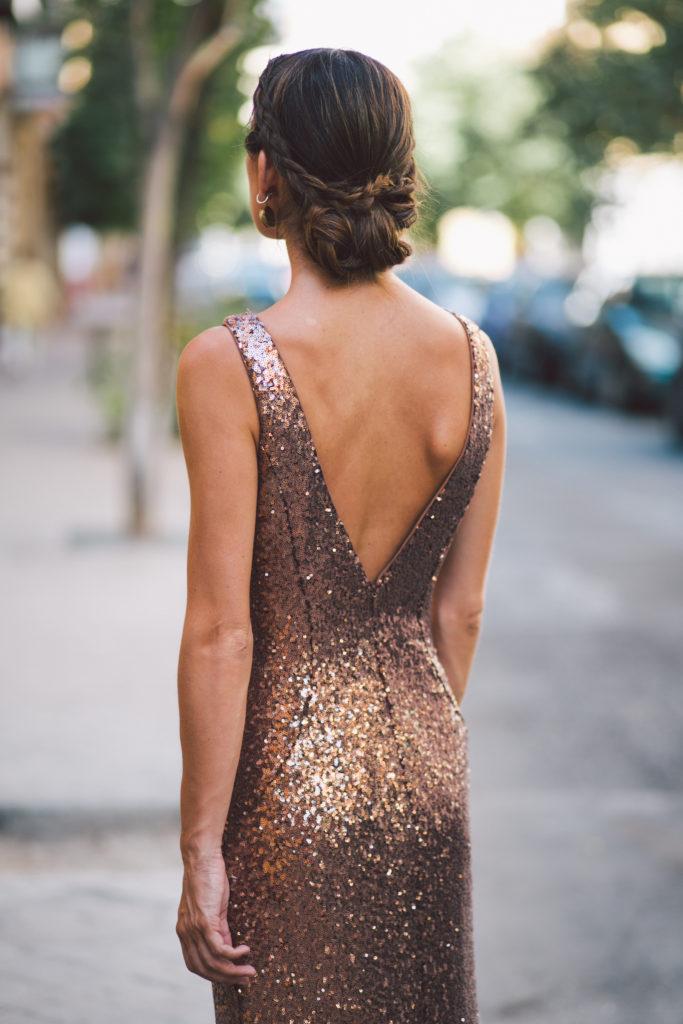 vestido largo La Mas Mona