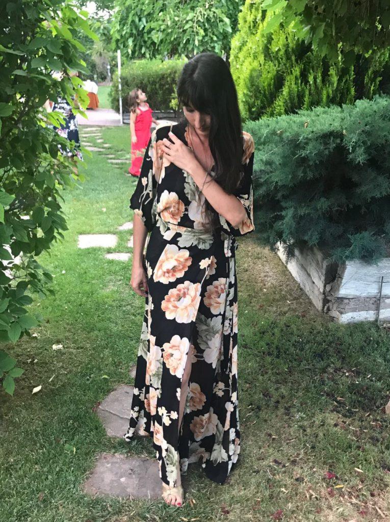 vestido blaire