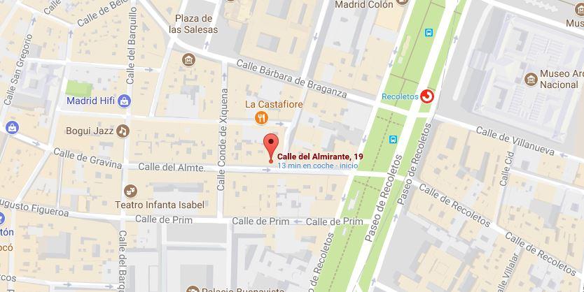 TIENDA MADRID LA MAS MONA